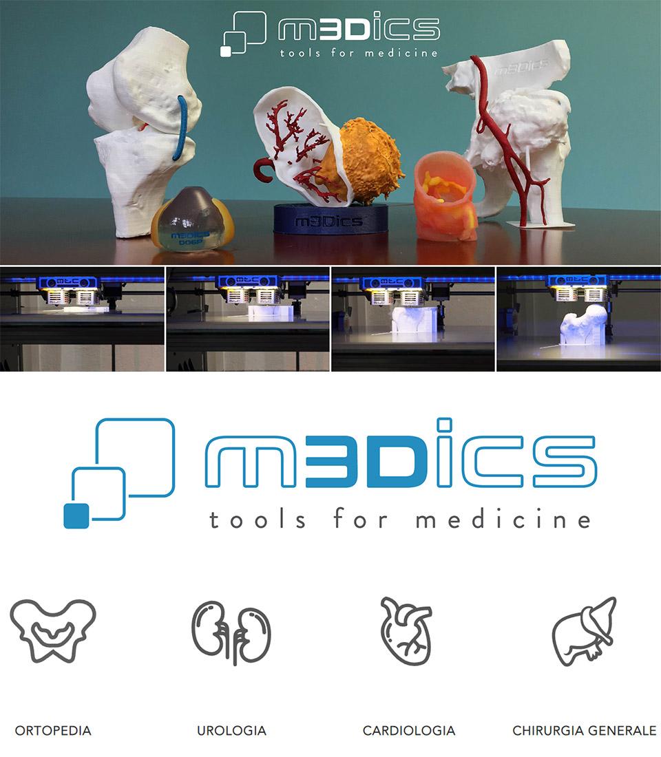distributori medics 3d italia